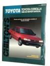 Chilton's Toyota Corolla 1990-93 Repair Manual (Chilton's Total Car Care Repair Manual) - Kerry A. Freeman