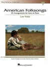 American Folksongs: The Vocal Library Low Voice - Richard Walters, Bryan Stanley