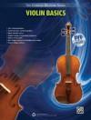 Ultimate Beginner Series Violin Basics: Book & DVD - Alfred Publishing Company Inc.