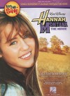 Hannah Montana the Movie: Let's All Sing Songs from Disney's Hannah Montana: The Movie - Tom Anderson, Janet Day