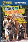 Tiger in Trouble!: And More True Stories of Amazing Animal Rescues - Kelly Milner Halls