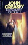 The Department of Death - John Creasey
