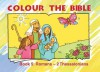 Colour the Bible, Book 5: Romans - 2 Thessalonians - Carine Mackenzie