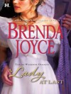 A Lady at Last (de Warenne Dynasty) - Brenda Joyce