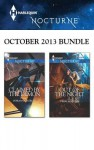 Harlequin Nocturne October 2013 Bundle: Claimed by the DemonOut of the Night - Doranna Durgin, Trish Milburn