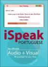 iSpeak Portuguese (MP3 CD + Guide) (Ispeak) - Alex Chapin