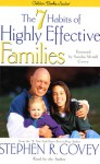 The 7 Habits of Highly Effective Families (Audio) - Stephen R. Covey