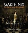 Sir Thursday (Keys to the Kingdom Series #4) - Garth Nix, Allan Corduner