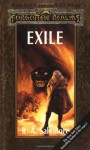 Exile (Forgotten Realms: The Dark Elf Trilogy, #2; Legend of Drizzt, #2) - R.A. Salvatore