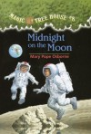 Midnight on the Moon (A Stepping Stone Book(TM)) - Mary Pope Osborne, Sal Murdocca