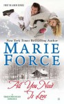 All You Need is Love (Green Mountain #1) - Marie Force