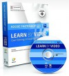 Learn Adobe Photoshop Cs5 by Video: Core Training in Visual Communication [With Booklet] - video2brain