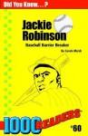 Jackie Robinson: Baseball Barrier Breaker - Carole Marsh