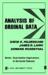 Analysis of Ordinal Data (Quantitative Applications in the Social Sciences) - David K. Hildebrand, Howard Rosenthal