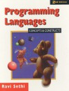 Programming Languages: Concepts and Constructs - Ravi Sethi, Tom Stone