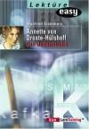 Annette von Droste-Hülshoff. Die Judenbuche. Zum schnellen Nachlesen. (Lernmaterialien) - Manfred Eisenbeis