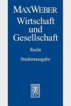 Max Weber-Gesamtausgabe: Band I/23: Wirtschaft Und Gesellschaft. Soziologie. Unvollendet. 1919-1920 - Max Weber