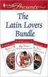 Latin Lovers Bundle - Kathryn Ross, Julia James, Kay Thorpe