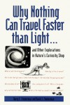 Why Nothing Can Travel Faster Than Light.. - Barry E. Zimmerman, David J. Zimmerman