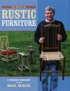 Simple Rustic Furniture : A Weekend Workshop With Dan Mack - Daniel Mack