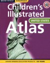 Schoolhouse Illustrated Atlas of the United Stat - Rand McNally