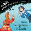 Herzgeflatter im Duett (Die Vampirschwestern #4) - Franziska Gehm