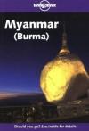 Myanmar - Steven Martin, Michael Clark, Mic Looby, Lonely Planet