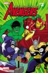 Marvel Universe Avengers Earth's Mightiest Heroes - Comic Reader 2 - Christopher Yost, Patrick Scherberger, Scott Wegener