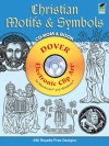 Christian Motifs and Symbols CD-ROM and Book - Alan Weller