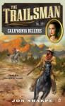 California Killers (The Trailsman, #371) - Jon Sharpe
