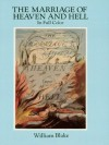 The Marriage of Heaven and Hell: A Facsimile in Full Color (Dover Fine Art, History of Art) - William Blake