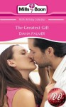 The Greatest Gift (Mills & Boon Short Stories) (Mills & Boon 100th Birthday Collection) - Diana Palmer