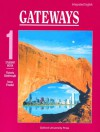 Integrated English: Gateways 1: 1 Student Book (Integrated English) - Victoria Kimbrough, Irene Frankel