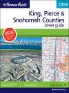 The Thomas Guide 2008 King, Pierce & Snohomish Counties, Washington - Thomas Brothers Maps
