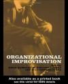Organizational Improvisation - Joao Vieira da Cunha