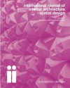 international journal of interior architecture + spatial design: Autonomous Identities (Volume 1) - Meg Jackson, Jonathon Anderson