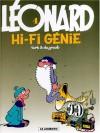Léonard, tome 4 : Hi-Fi génie - Bob de Groot, Turk