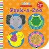 Peek-a-Zoo (Little Scholastic) - Scholastic Inc., Scholastic Inc., Jill Ackerman, Fiona Land