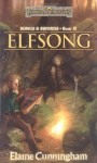 Elfsong - Elaine Cunningham