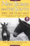 New Stories from the South 2003: The Year's Best - Shannon Ravenel, Roy Blount Jr.