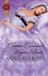 Captain Corcoran's Hoyden Bride - Annie Burrows