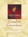 New Living Translation Complete Concordance - John R. Kohlenberger III, James A. Swanson