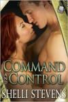 Command and Control - Shelli Stevens