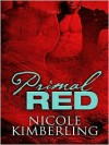 Primal Red - Nicole Kimberling