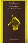 Seis propuestas para el próximo milenio - Italo Calvino