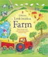 Look Inside a Farm - Katie Daynes, Jane Chisholm, Simone Abel
