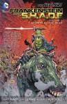 Frankenstein Agent of SHADE Vol. 2: Secrets of the Dead - Matt Kindt, Jeff Lemire, Alberto Ponticelli