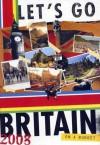 Let's Go Britain 2008 - Let's Go Inc., Patrick McKiernan