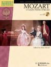 Mozart 15 Easy Piano Pieces - Elena Abend, Wolfgang Amadeus Mozart