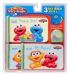 My First Story Reader Storybook Sesame Street 3-pk. Library - Editors of Story Reader